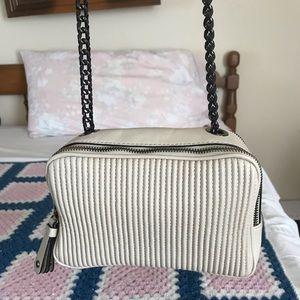 Zara basic collection crossbody bag